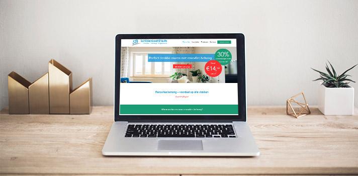 Wat kost renovlies behang renovlies specialist for Renovlies behang aanbrengen
